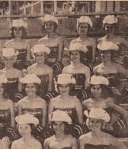 1963 NORSE STARS NEO COLLEGE MIAMI OKLAHOMA