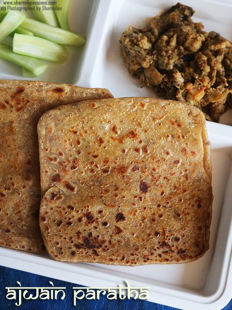 Ajwain Paratha Recipe