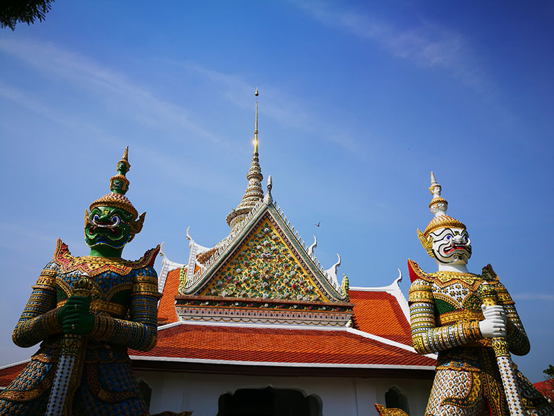 Bangkok itinerary in less than 48 hours | www.wearejuanderers.com