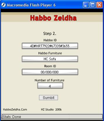 macromedia flash player 6 habbo zeldha