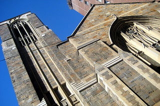 NYC - West Village - United Methodist Church of the Village | by wallyg
