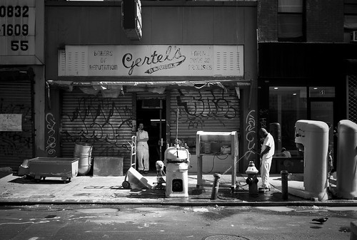 Lower East Side Bakery | by Frank Ishman Photography
