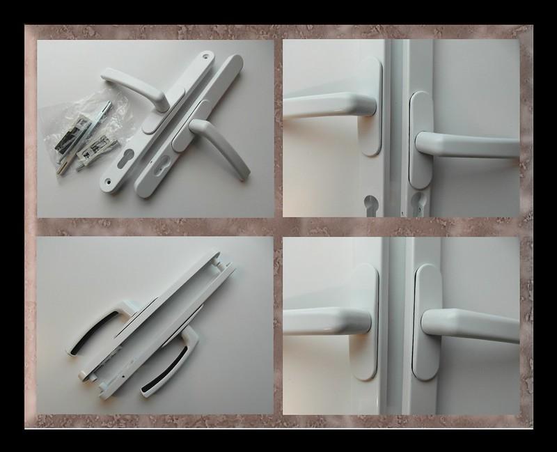 Versa universal adjustable upvc door handles french door for Upvc french door handles