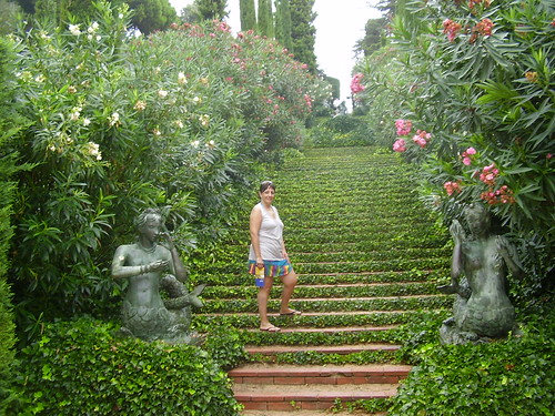 JARDINES DE SANTA CLOTILDE  Vista de los jardines de santa …  Flickr