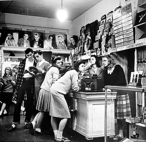 Teenage Fashion Stores