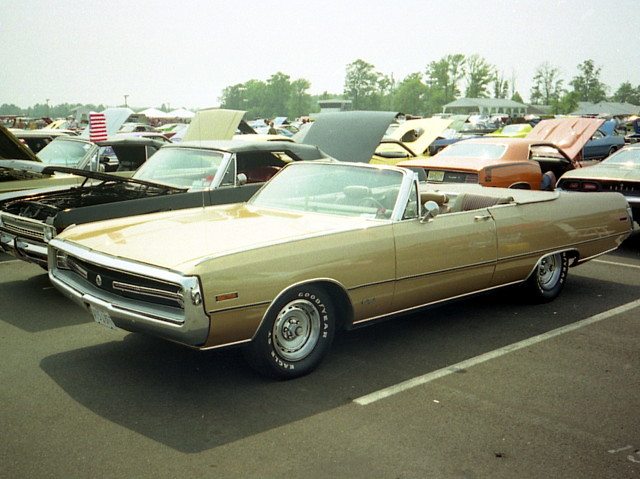 1970 Chrysler 300 Convertible Mopar Atlantic Nationals
