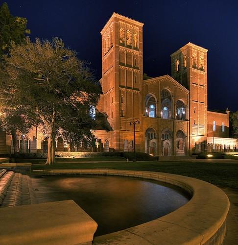 ucla campus at night - photo #20