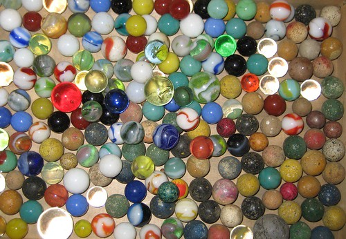 marbles | by fiveanddiamond