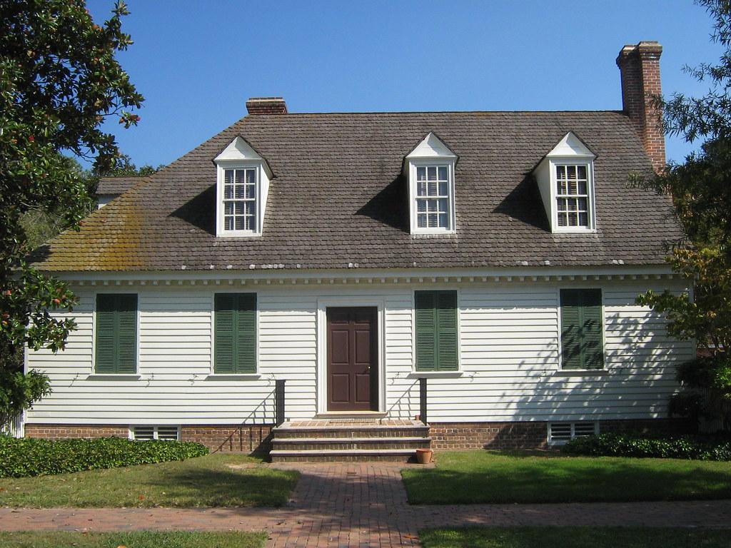 Benjamin powell house colonial williamsburg va jeff for Powell house
