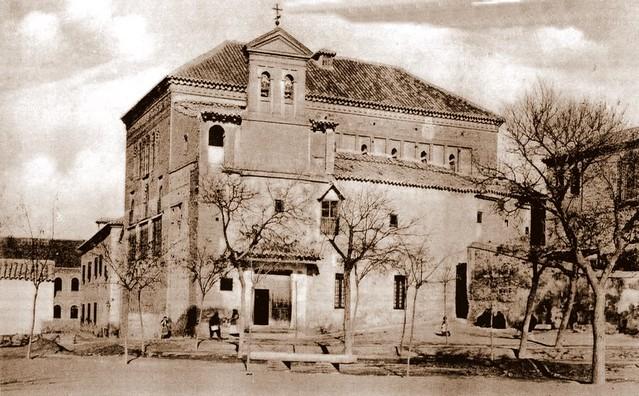 Sinagoga del Tránsito, Toledo (España)  Comentada en mi blo…  Flickr