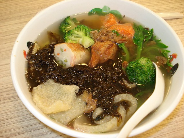 Yong Tau Foo Soup Catherine Ling Flickr