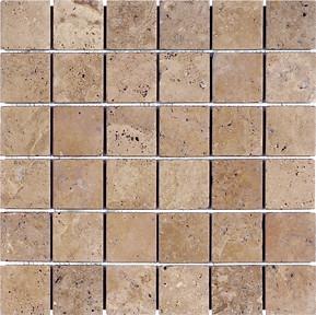Travertine Tile In Kitchen Backsplash