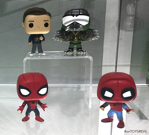 SPIDERMAN POPs