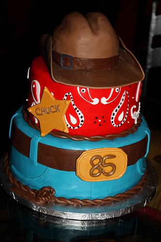 Cowboy Themed Cake Images