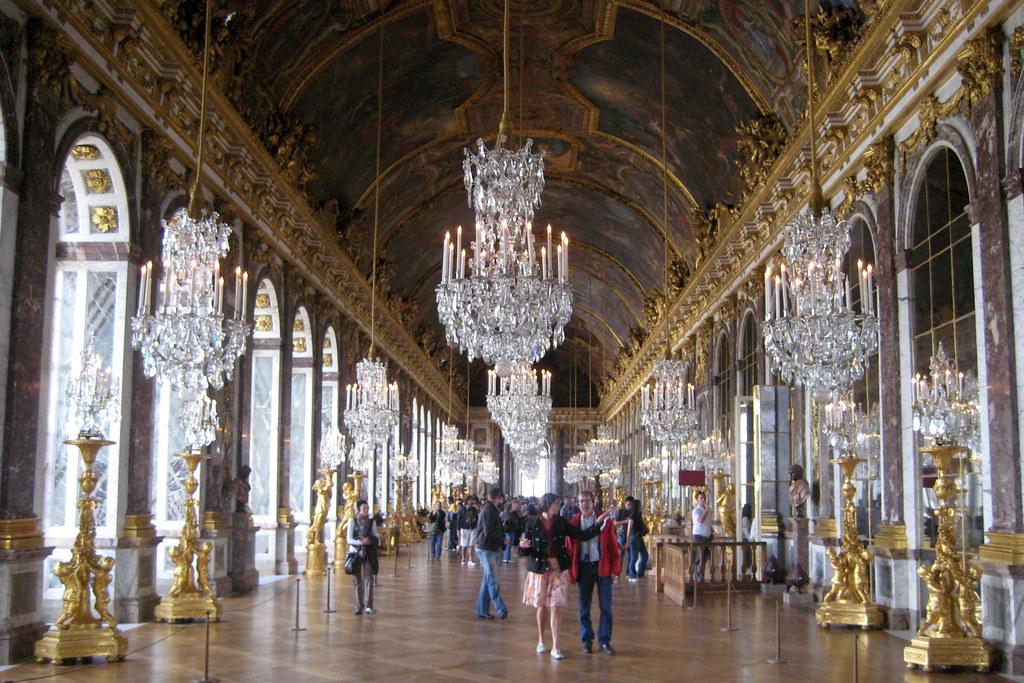 Versailles  Ch U00e2teau De Versailles