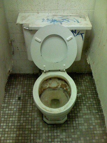 World S Dirtiest Ugliest Smelliest Gas Station Toilet