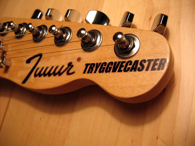 Tryggvecaster custom decal by tuuur tryggvecaster custom decal by tuuur