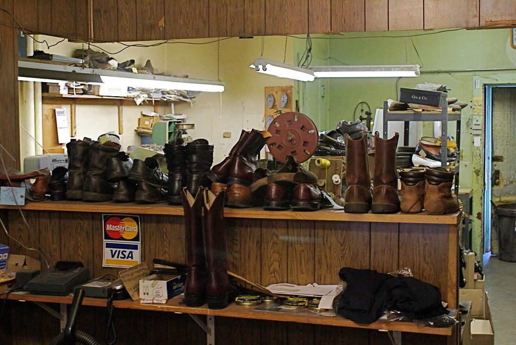 Shoe Repair Shop Tamworth