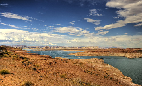 Lake Powell Arizona | by Wolfgang Staudt