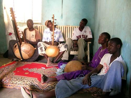 Chez Yaro (Segou), avant enregistrement