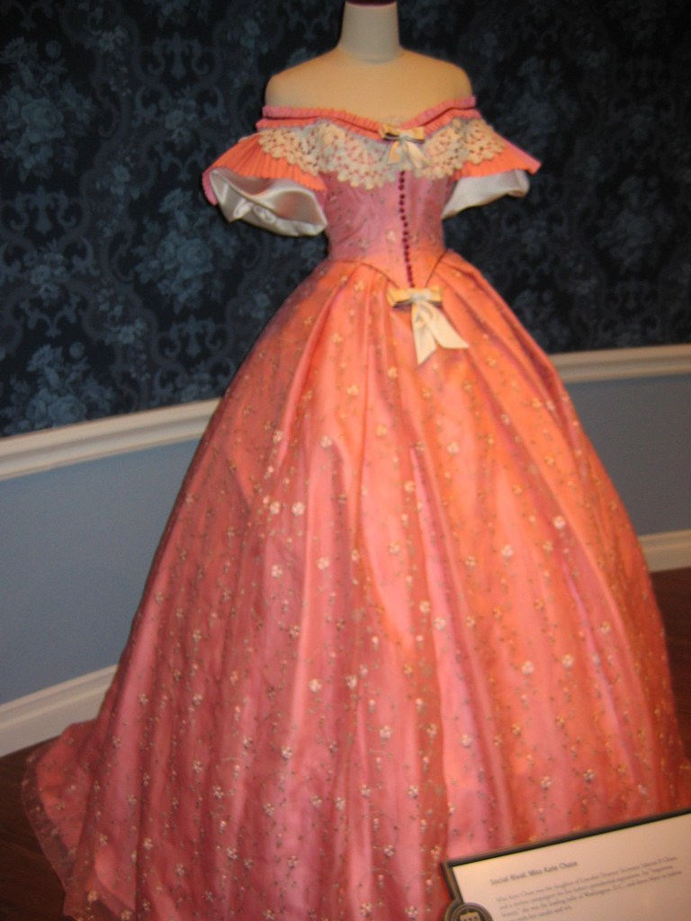 Mary Todd Lincoln S Dress Abraham Lincoln Presidential