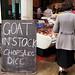 South London butcher in goat meat shock