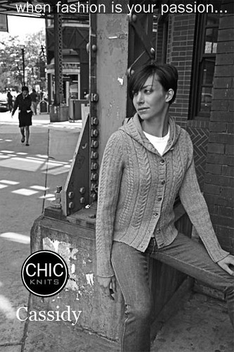 Chic Knits Cassidy | by Bonne Marie