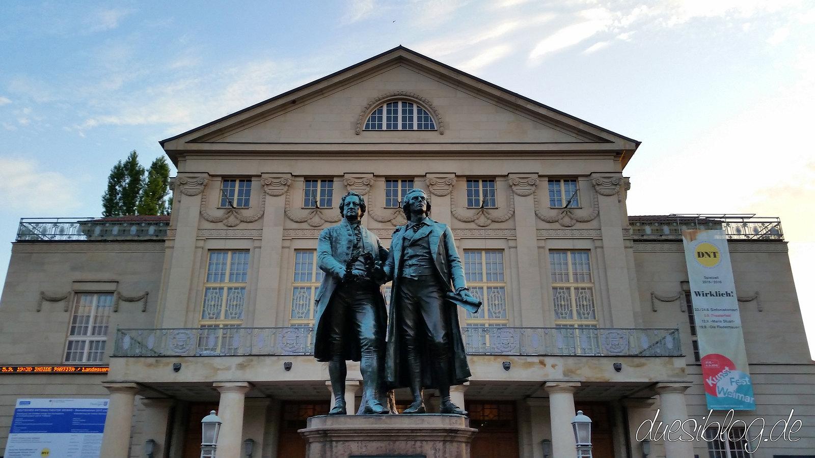 Weimar Goethe Schiller Denkmal duesiblog 29