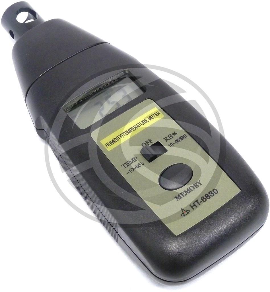 Medidor de humedad y temperatura medidor de humedad y for Medidor de temperatura y humedad digital