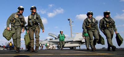 Carrier Strike Group Ten 115