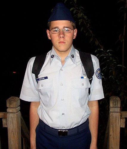 afjrotc uniform xxx suck cock