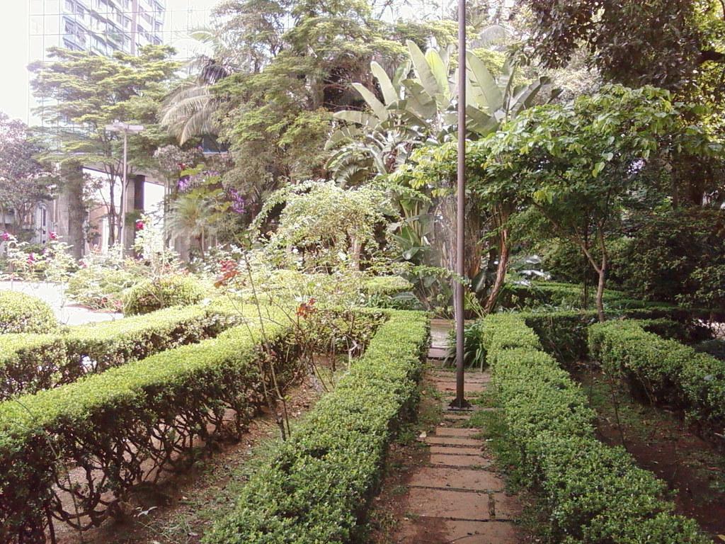 Jardim Casa das Rosas 03  Casa das Rosas na Avenida Paulist