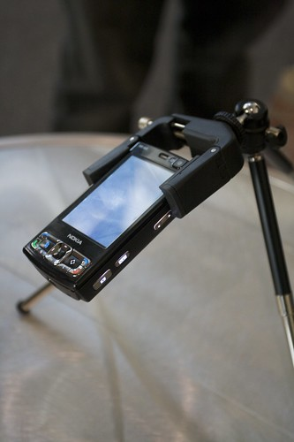 Ewan's Video Recorder - Yes it is a phone | by CC Chapman