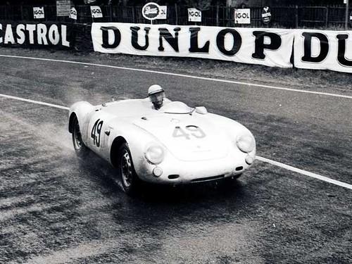 Porsche 550 Spyder Le Mans 1955 Kidston For Sale 3