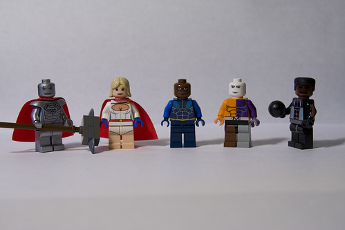 DC Hero Minifigs - Wave 3 | by levork