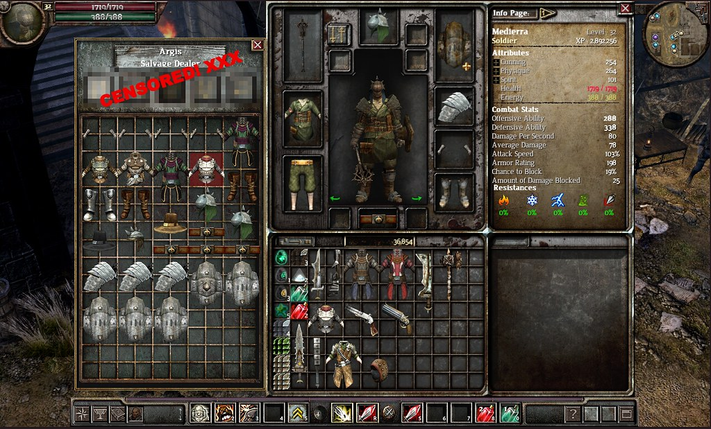 Grim Dawn Crafting Materials Used From Bank