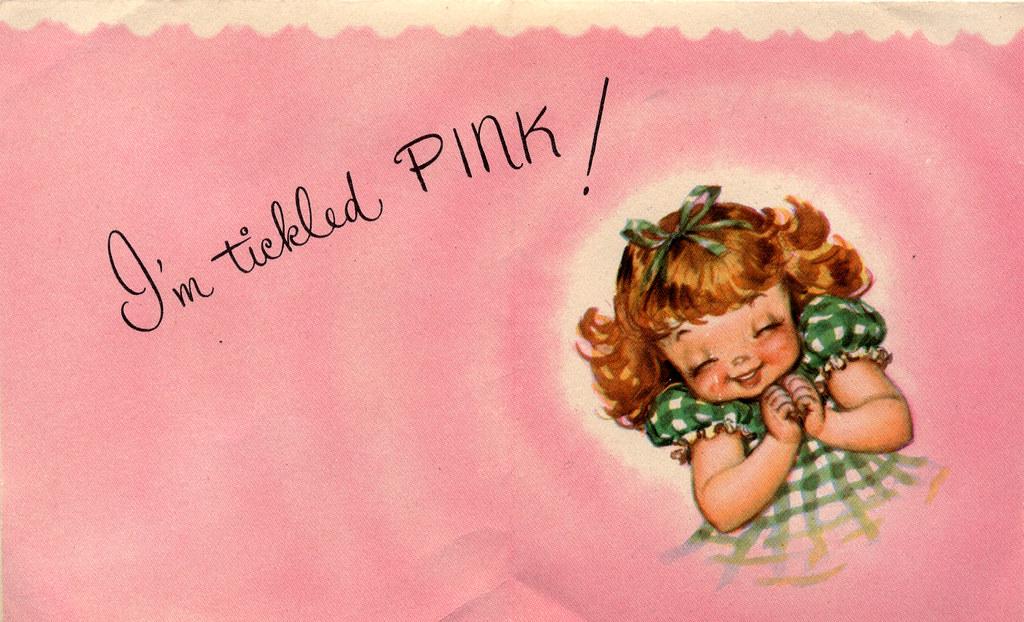 vintage thank you card inside profkaren flickr