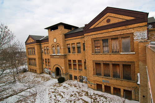 R.I.P. - James McMillan School (1894-2008) | by SNWEB.ORG Photography, LLC.