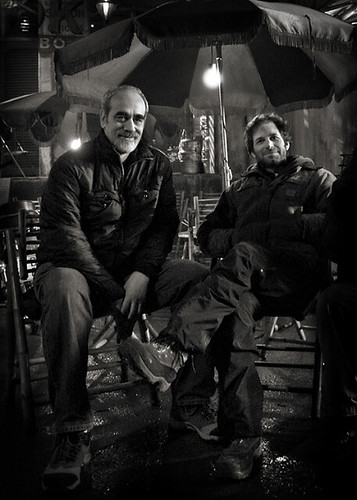 Herb Gains & Zack Snyder | by Official Watchmen Photos