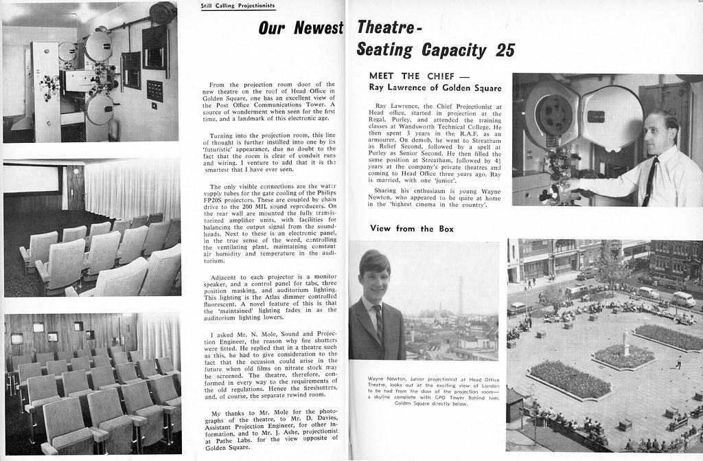 30 31 Golden Square Abc Head Office 1964 Dusashenka Flickr