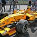 Formule Renault 3.5 crash