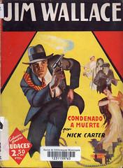 Nick Carter, Condenado a muerte