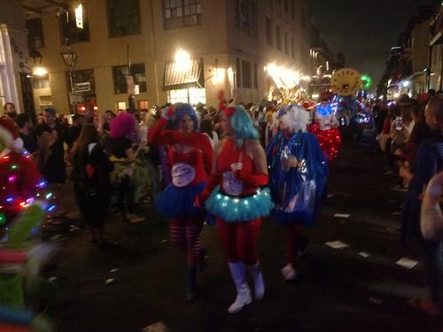 Seuss marchers