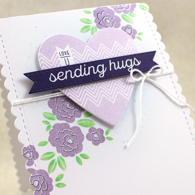 10th Anniversary - Sending Hugs Close Up