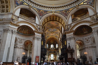 St Paul's Cathedral - London, May 2011 | by Robert Nyman