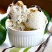Key Lime Ice Cream with Chocolate