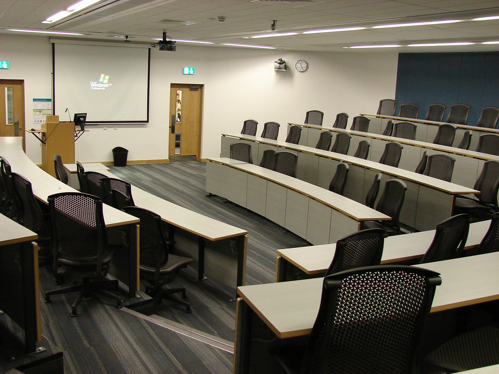Interactive Lecture Room City Campus East Northumbria Un