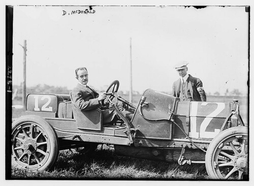 D. McDonald in car  (LOC)