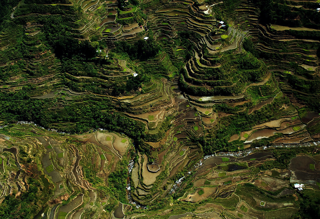 Aerial Photos Of Ifugao Province Bannawol Banahue Part Flickr