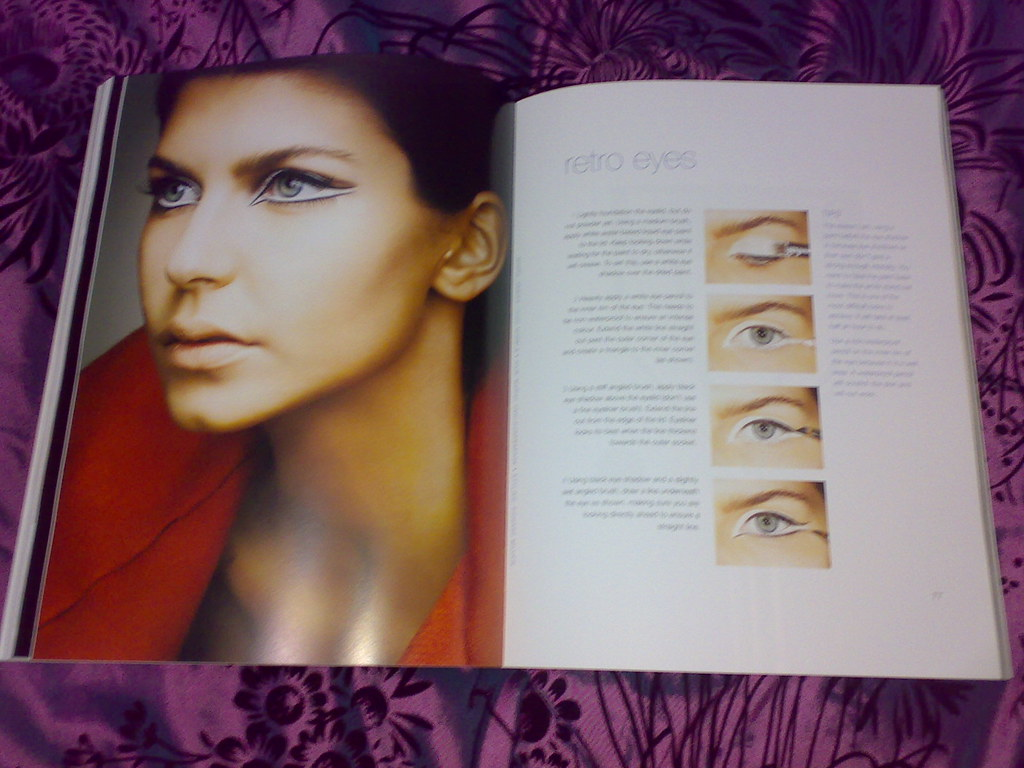 ... Makeup: The Ultimate Guide by Rae Morris | by Nikita Kashner